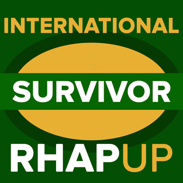 Survivor International RHAPup Podcasts with Shannon Gaitz & Mike Bloom.
