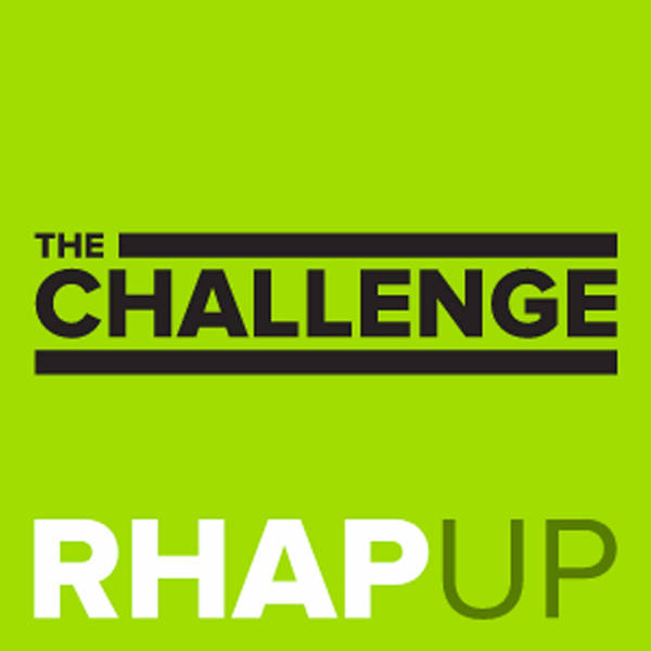 The Challenge RHAP-up | Rob has a Podcast image
