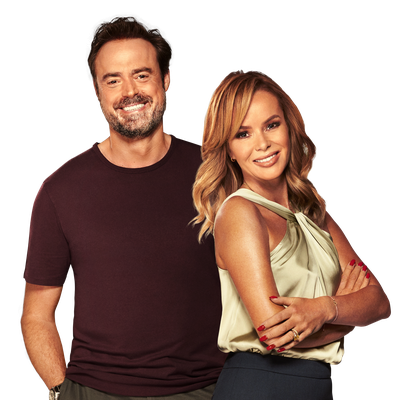 Heart Breakfast with Jamie Theakston and Amanda Holden image