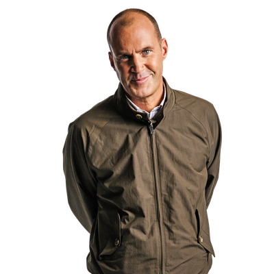 The Kickabout with Johnny Vaughan image