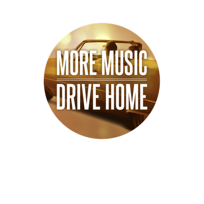 Gold's More Music Drive Home image