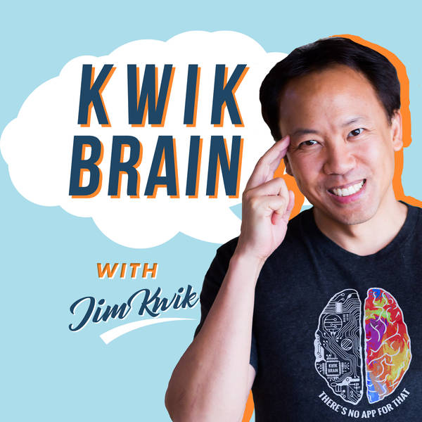Kwik Brain with Jim Kwik image