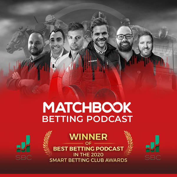 Matchbook Betting Podcast image