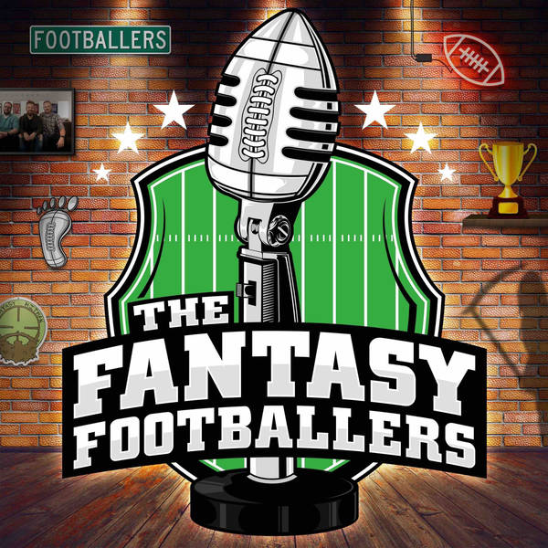 Fantasy Footballers - Fantasy Football Podcast image