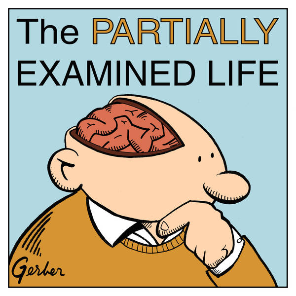 The Partially Examined Life Philosophy Podcast image