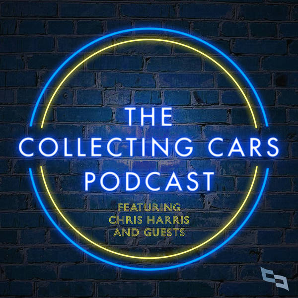 The Collecting Cars Podcast with Chris Harris image