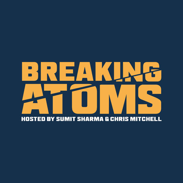 Breaking Atoms: The Hip Hop Podcast image