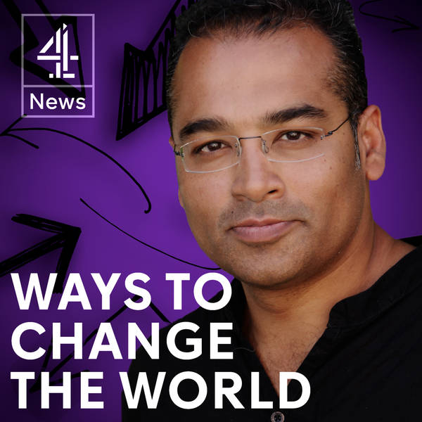 Ways to Change the World with Krishnan Guru-Murthy image