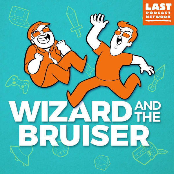 Wizard and the Bruiser image