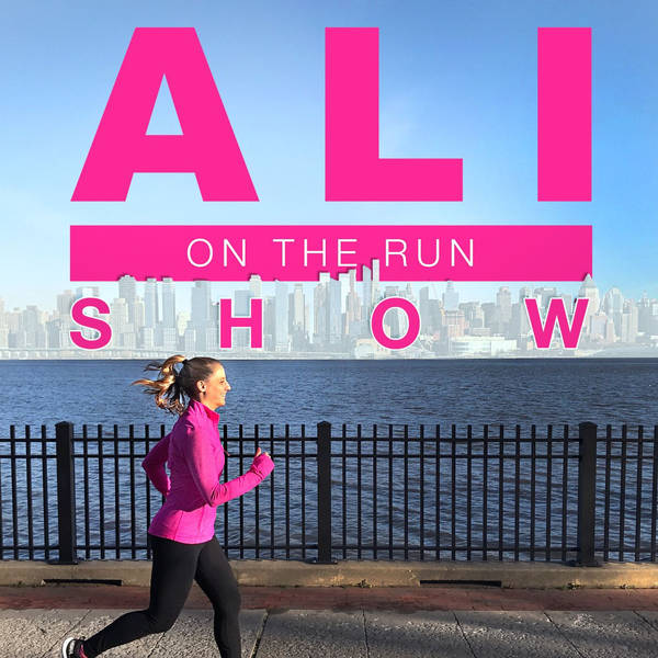 Ali on the Run Show image