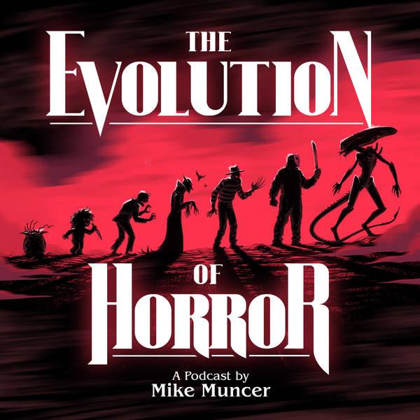 The Evolution of Horror image