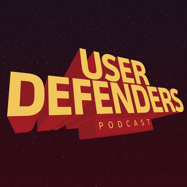 User Defenders: UX Design and Personal Growth image