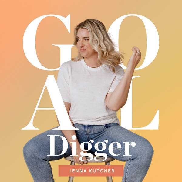 The Goal Digger Podcast image