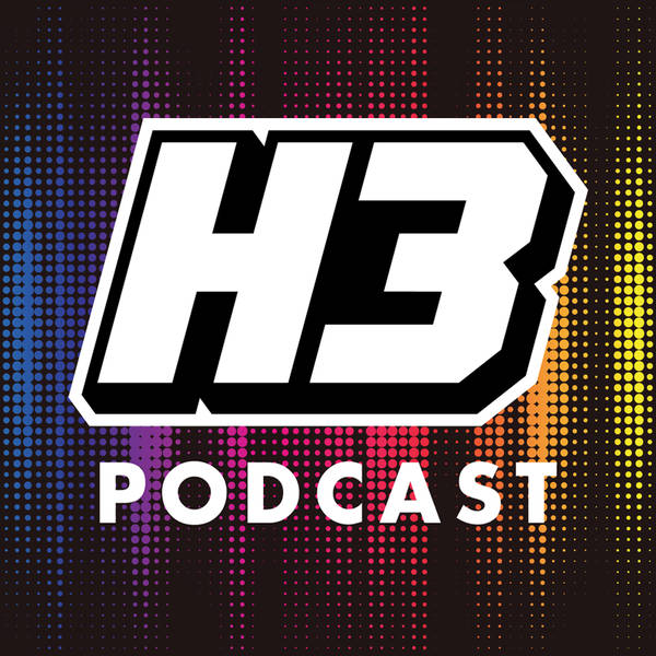 H3 Podcast image